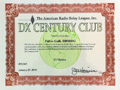 DXCC Awards