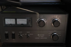 Amplifier Kenwood TL-922