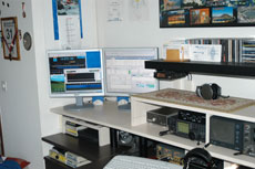 Hamradio Station