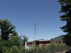HB9DHG's Antenna